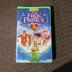 The Frog Prince VHS